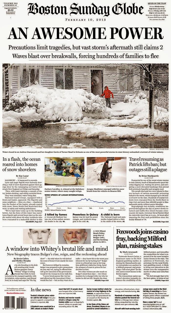 Headlines Du Jour ► Thursday, April 16, 2015