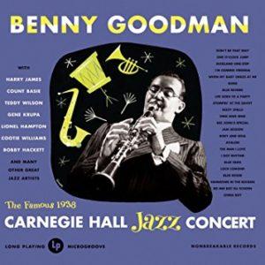 Benny Goodman Carnagie Hall Jazz Concert