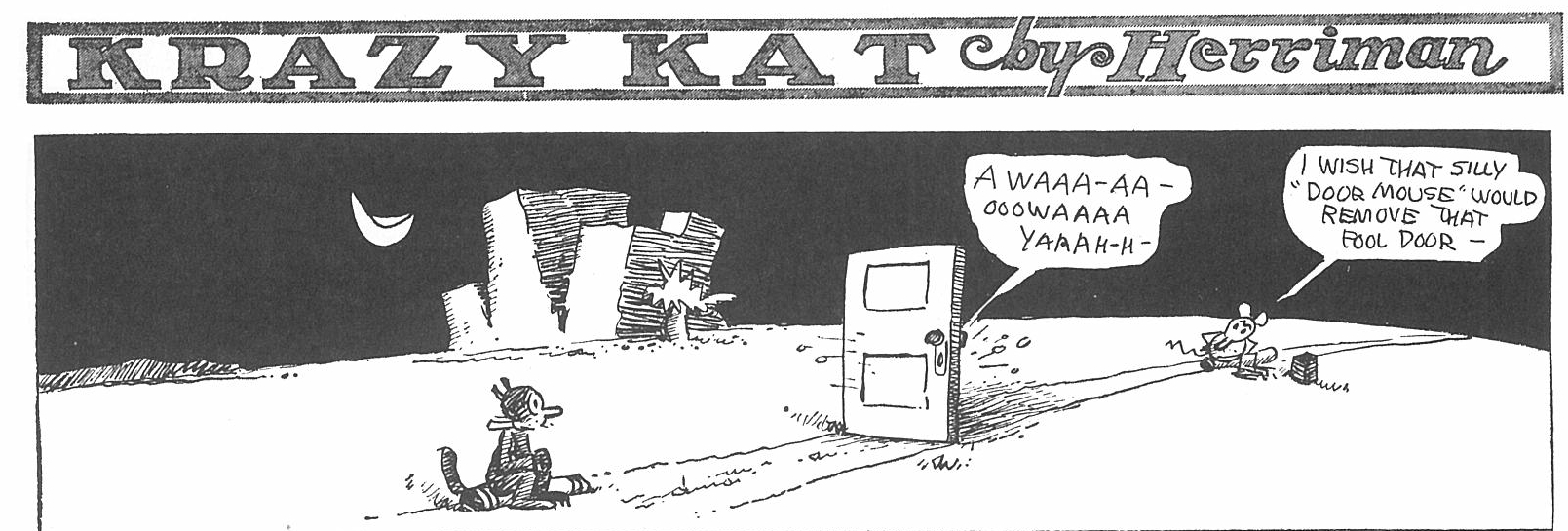 Krazy Kat ► Saturday Morning Cartoons