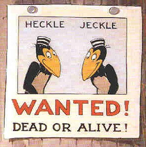 Heckle and Jeckle ► Saturday Morning Cartoons